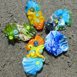 ♦ Sea Beads