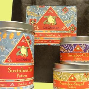"""Two Chick Tea"" Herbal, Medicinal Teas"