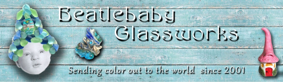 Beatlebaby Glassworks Banner