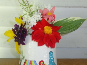 Cottage Planter/vase