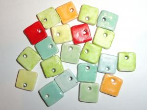 Ceramic Squares Super Bargain Lot...22 pcs...
