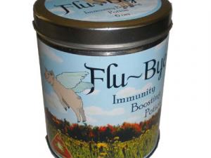 Flu~Bye Potion, 96 Servings family size Immunity Boosting Tea organic natural echinacea flu cold fever summer winter immune fever healthy