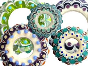 Mandala bead group