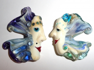 Sea Folk...the newest addition to the Sea Bead family!